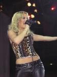 Über welchen Zeitraum ging die Naughty but nice – Tour 2005?