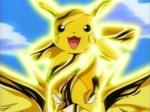 Auf welchem Level erlernt Pikachu Donner?