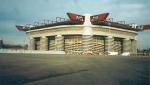 Das ist die AOL Arena.