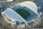 Das ist das Stadion von Sydney.
