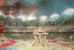 Das ist das Stadion von Shanghai.