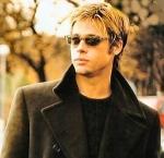 Mit wem wuchs Brad Pitt auf?