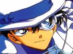 Kaito ist erfunden worden von Shinichis Vater Yusaku, dem berühmten Kriminalautor!