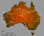 Wie viele Territorien hat Australien? (ohne Tasmanien)
