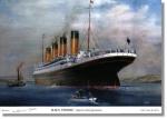 Mit welchem Schiff vergleicht Rose die Titanic?