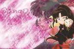 Kirara ist das Reittier von Sango.