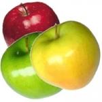 Wie Apfel bist du?