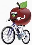 Wie eng stehst du zu den Äpfeln?