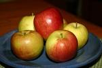Wieviele Äpfel isst du etwa pro Tag?