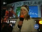Wo interviewte Tanja zum ersten Mal?