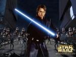 In welchem Lied kommt das Stück, zu dem Anakin mit den Klontruppen zum Jedi-Tempel marschiert, vor?