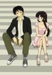 Miroku liebt Sango und sie verliebt sich auch immer mehr in ihn.