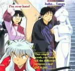 Lässt du dich von deinen Freunden auf den Namen einer gewissen Person aus dem Anime rufen?