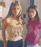 Welchen Satz, den Buffy kurz vor ihrem Tod sagte, wiederholt Dawn gegen Ende der Folge?