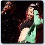 Wofür sind die Black Eyed Peas besonders bekannt?