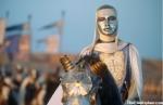 Wie heisst der an Lepra erkrankte König von Jerusalem?