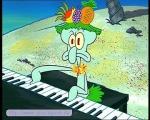 Thadeus spielt lieber Klarinette als Klavier?