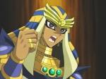 Heißt der 5te Seven Stars/Schatten Reiter Pharao?