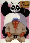 Wie heißt der Vater von Ranma Saotome mit Vornamen?