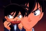 Wie heißen die Leute die Shinichi mit einem Gift in ein kleines Kind verwandelt haben?
