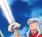 Wie heißt das Schwert von Inuyasha?
