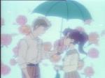 """Folge 29 """"Alle schwärmen für Motoki"""": Motoki und Makoto laufen gegeneinander und Makoto landet auf ihrem Hintern. Was antwortet sie, als M"""