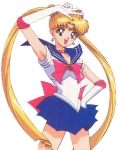 """Folge 33 """"Die Doppelgängerin"""": Welche Farbe hat die Schleife der falschen Sailor Moon?(Mal was leichtes zum Entspannen)"""