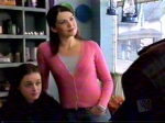 Wie heißt der Typ, der Lorelai und später auch Rory in der ersten Episode in Luke's Diner anspricht?