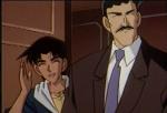 Laut Heijis Vater, wird Heiji ein guter...?