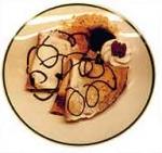 Wie heißt dieses leckere Dessert auf dem Foto?