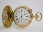 Wie nennt man ein Uhrwerk mit einem/mehreren zusätzlichen Mechanismen wie Wecker, Kalender usw.?