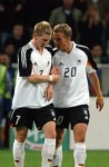Mit wem ist Poldi supergut befreundet?