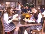 """Welchen Song hört Rory in der Cafeteria in der Folge """"Die Mutprobe"""", als sie von der Beratungslehrerin erschreckt wird?"""