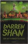Was wisst ihr über Darren Shan?