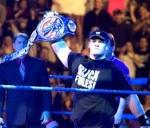Gegen wen gewann John Cena zum ersten Mal den US-Champion-Titel?