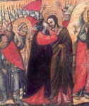 Wer hat Jesus verraten?