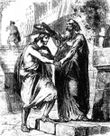 Wie hieß Saul's Frau?