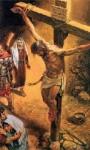 Wer bat darum den Leichnam Jesus vom Kreuz zu nehmen?
