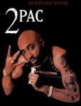 Von wem entnahm Tupac die bis heute typische Westcoast Geste? (Zeige-und Mittelfinger gekreuzt)