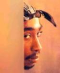 Wie nannte sich Tupac kurz vor seinem Tod?