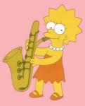 Was für ein Instrument spielt Lisa?