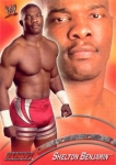Wie oft war Shelton Benjamin schon WWE Intercontinental Champion?