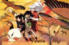 Wie heißt Periode 1 im ersten Manga?