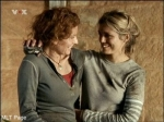 Wie heißt die neue auf Drovers Run. Sie war eine Freundin von Claire?