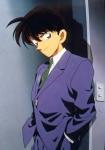 Aufwärmfrage: Wie alt ist Shinichi in der Serie und wie alt im Manga?