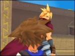 So… die letzte Frage ist bestimmt kein Problem für dich:Wie findest du Kingdom Hearts eigentlich?