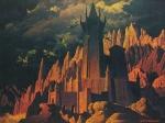 Wie würde deine dunkle Festung aussehen?