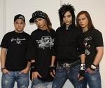Tokio Hotel bestehen aus 5 Mitgliedern.