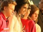 Die Traumfrauen von Tokio Hotel sind die Olsen Twins.