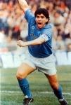 Wie heisst ehemaliger Fussballspieler Maradona mit Vornamen?